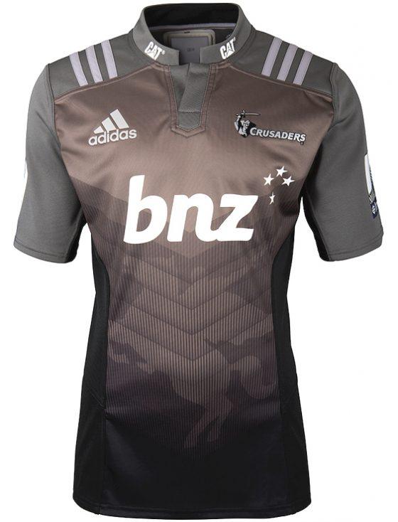Camiseta Crusaders Super Rugby 2016 Adidas Visitante