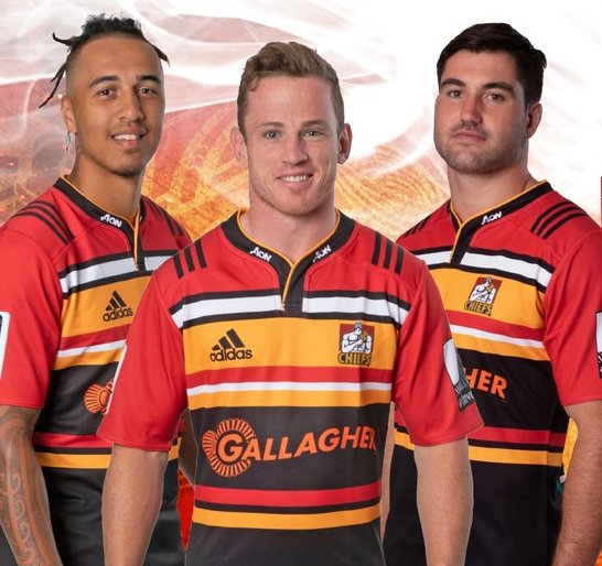 Chiefs reveal 1996 Heritage jersey