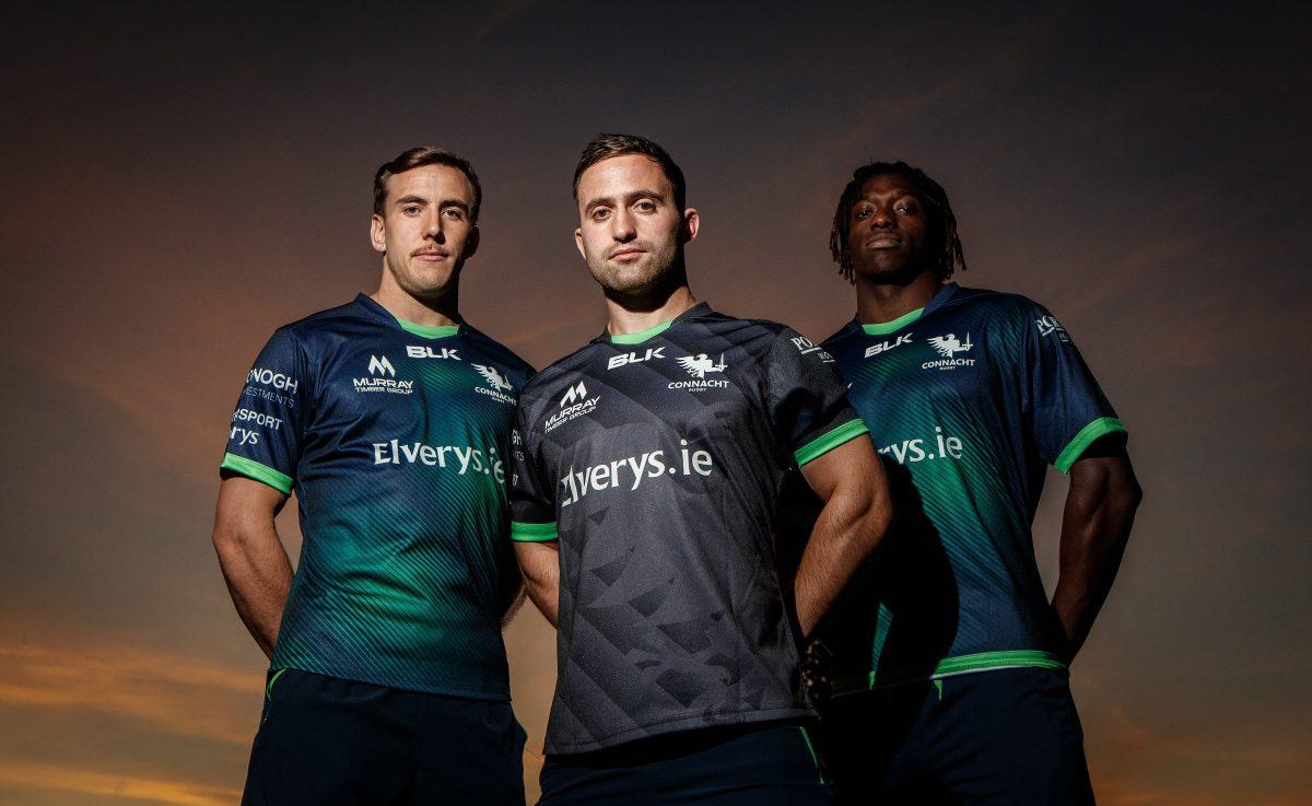 Connacht Rugby revela las camisetas de visitante y europeas 2019/20